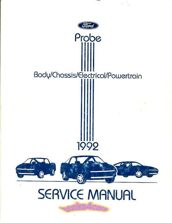 Ford Manuals At Books4cars Com