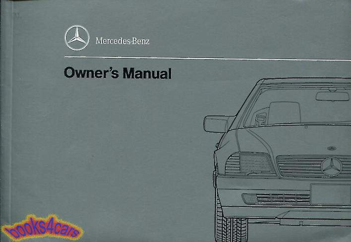 service manual automobile fuse manual for a 1993 mercedes. Black Bedroom Furniture Sets. Home Design Ideas
