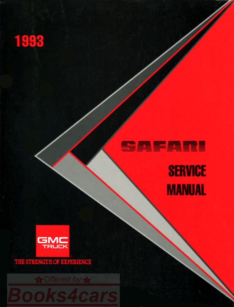 Gmc Manuals At Books4cars Com