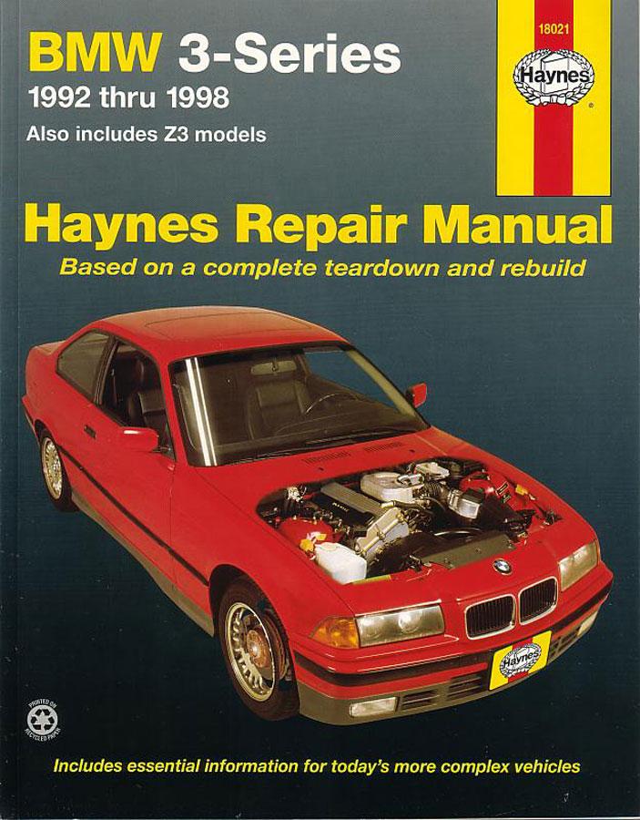 shop manual service repair book haynes 3 series guide. Black Bedroom Furniture Sets. Home Design Ideas