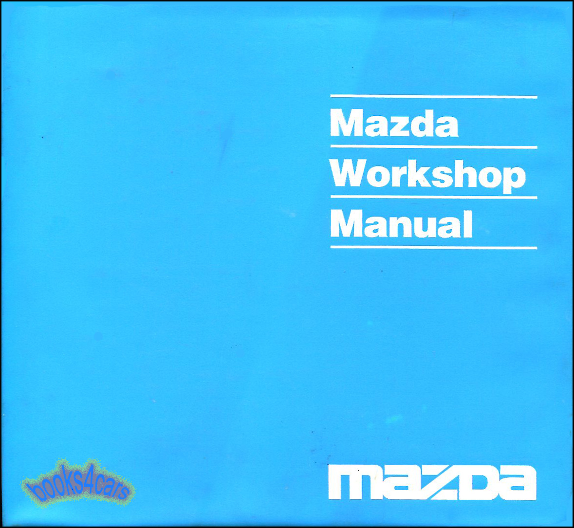Mx Svc on Mazda Millenia Repair Manual
