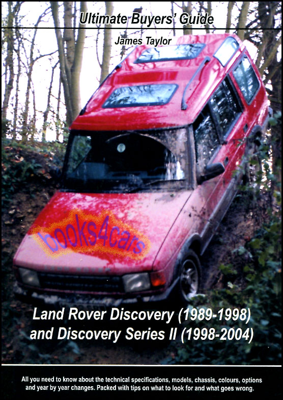 Land rover discovery manuals at books4cars sciox Image collections