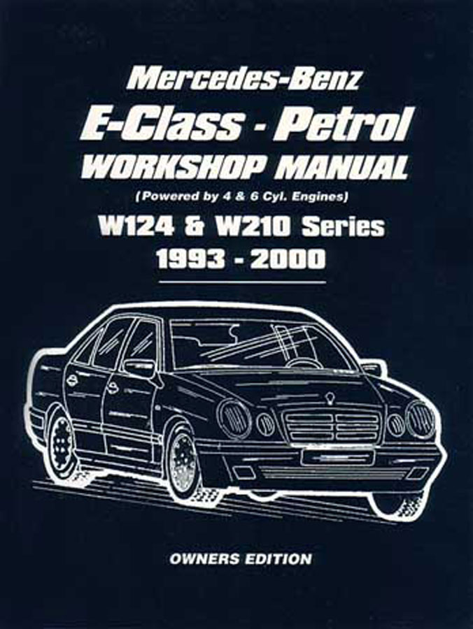 1998 mercedes benz e320 e 320 owners manual