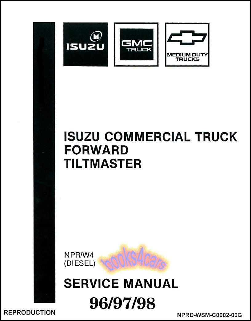 1996 Isuzu Npr Repair Manual Wiring For 98 Image Not Found Or Type Unknown