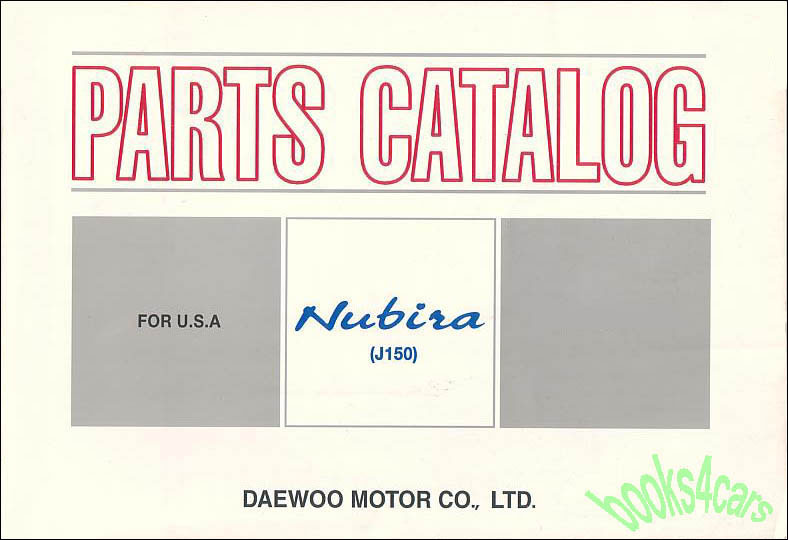 daewoo manuals at books4cars com rh books4cars com daewoo lanos owner's manual daewoo matiz parts catalog