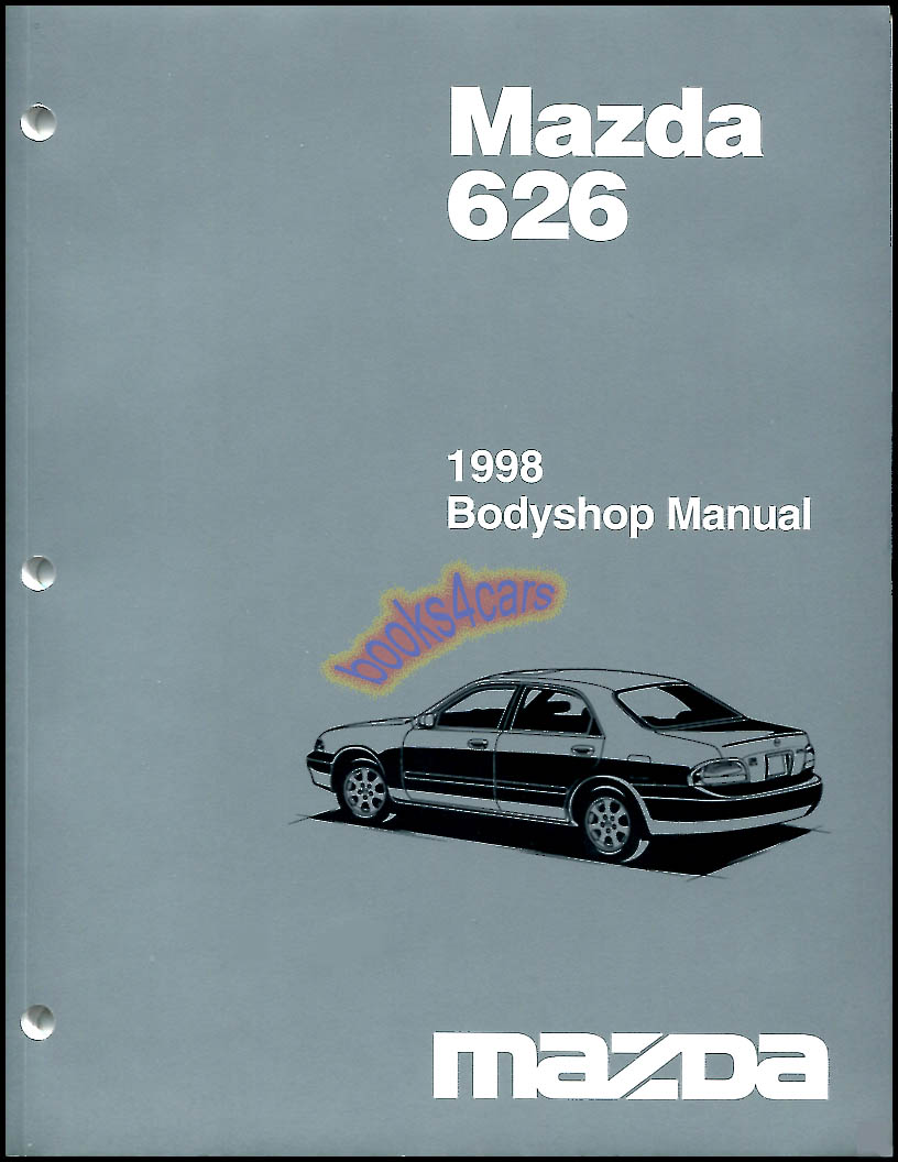 service manual 1998 mazda 626 repair manual free. Black Bedroom Furniture Sets. Home Design Ideas