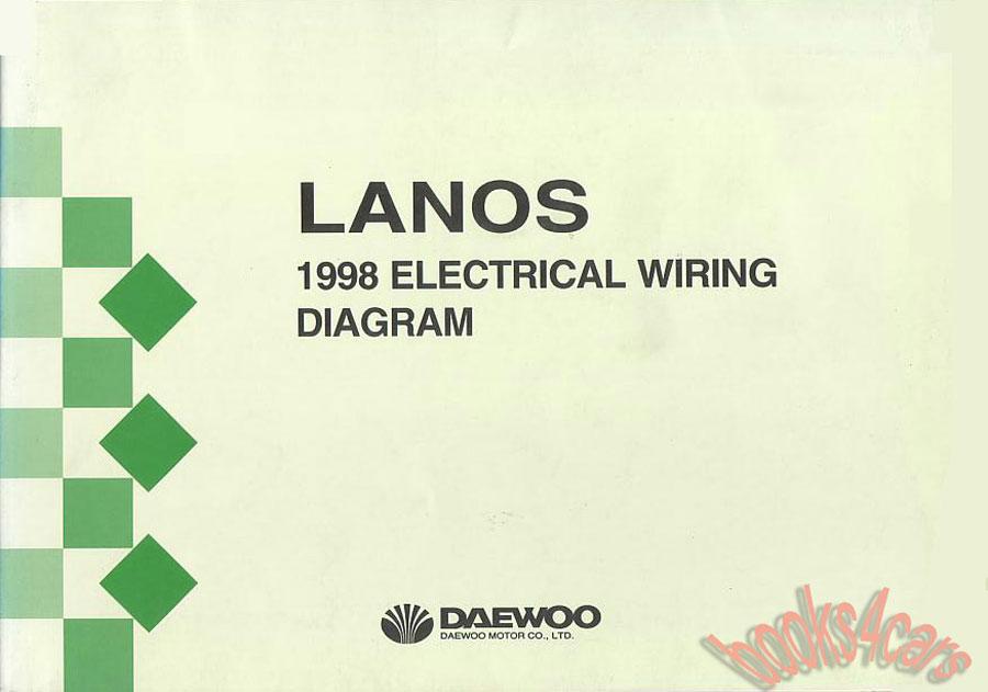 daewoo manuals at books4cars com rh books4cars com 1999 Daewoo Lanos SX 1999 Daewoo Lanos Tran Plug