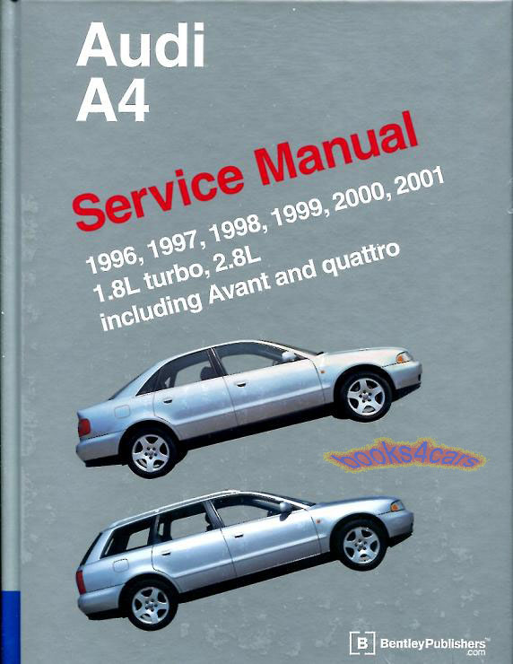 audi allroad quattro 2001 service and repair manual ebook rh audi allroad quattro 2001 service and repair Bosch K-Jetronic Manual L- Jetronic