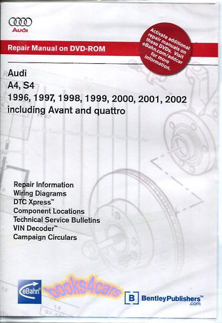 Audi quattro shopservice manuals at books4cars asfbconference2016 Choice Image