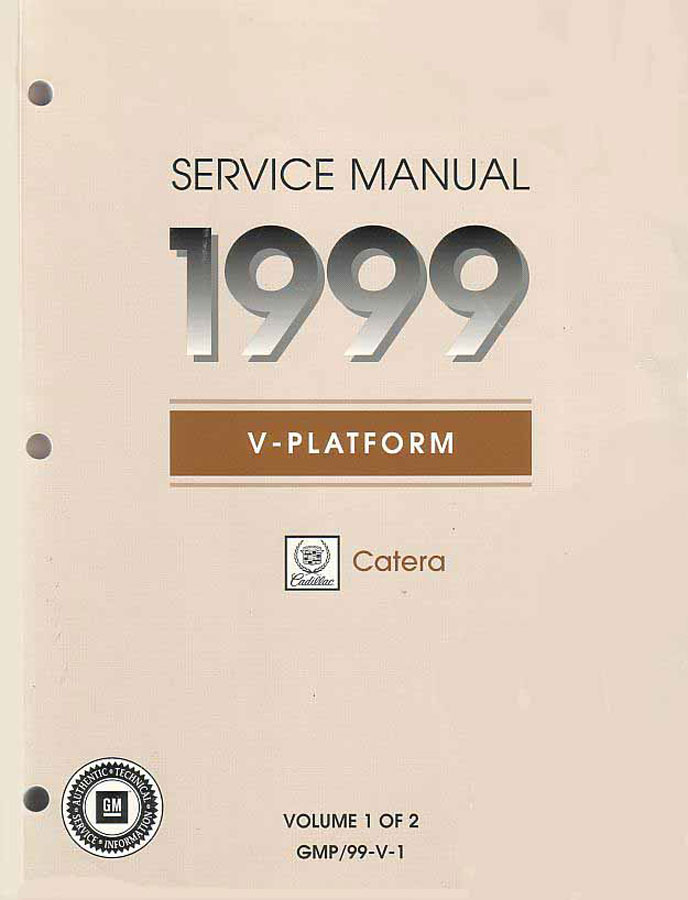 cadillac catera manuals at books4cars com rh books4cars com 2000 cadillac catera repair manual 2001 Cadillac Catera Interior