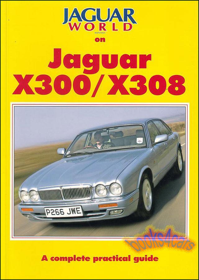 Jaguar Xj8 Manuals At Books4cars Com