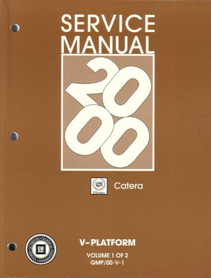 cadillac catera manuals at books4cars com rh books4cars com cadillac srx service manual cadillac srx service manual pdf
