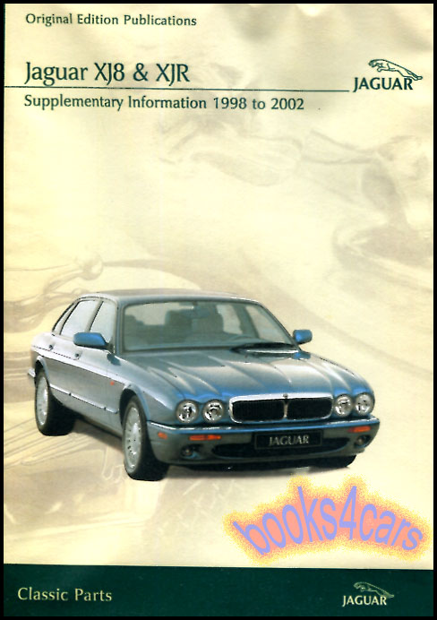 jaguar xj8 manuals at books4cars com rh books4cars com Jaguar XJ8 Repair Manual 2004 Jaguar Owner's Manual