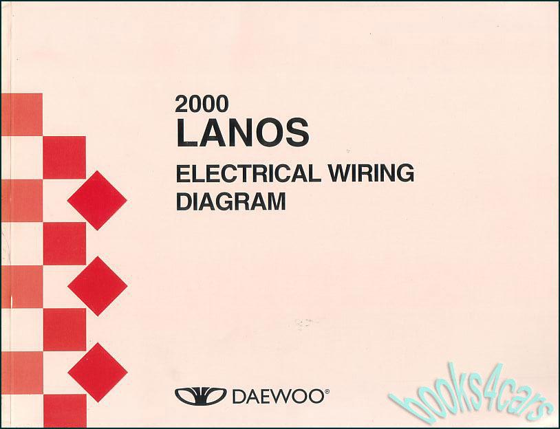 daewoo lanos electrical wiring diagram wiring diagrams daewoo manuals at s4cars