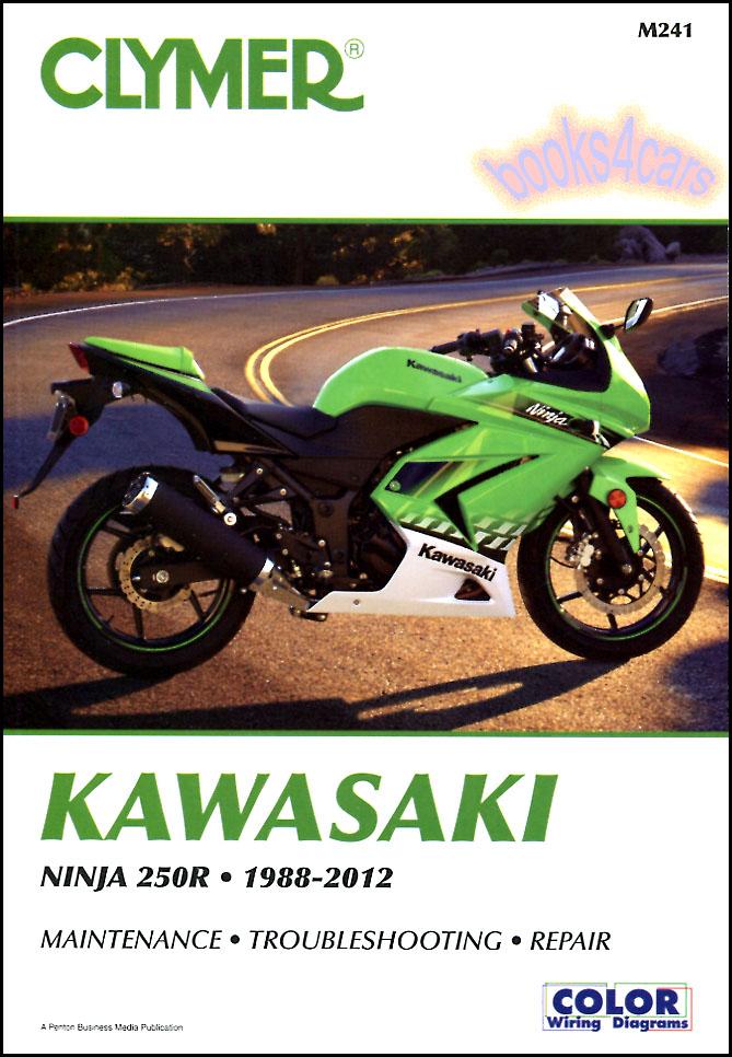 2012 Kawasaki Ninja 250r Wiring Diagram : Kawasaki kx wiring diagrams mercury outboard hp