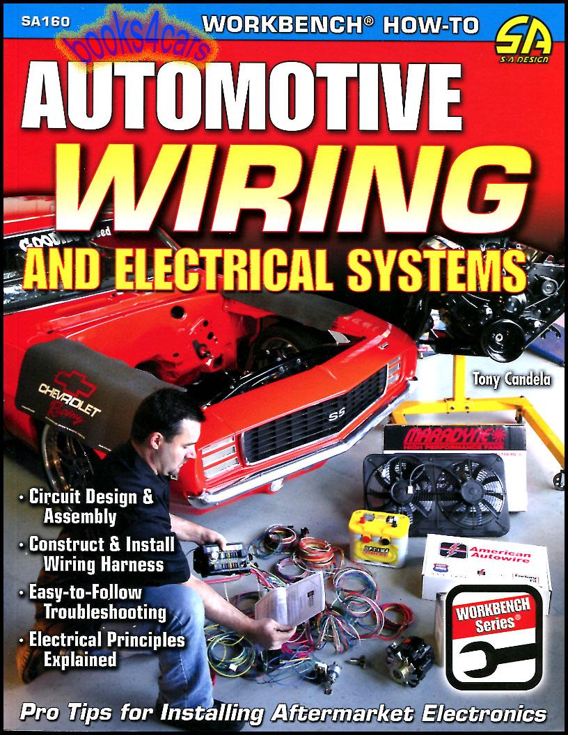 AUTOMOTIVE WIRING ELECTRICAL MANUAL BOOK DIAGRAM SYSTEMS CANDELA  TROUBLESHOOTING   eBayeBay