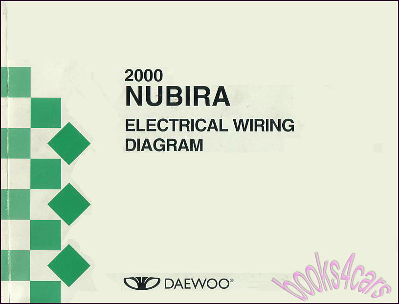 daewoo manuals at books4cars com rh books4cars com 2002 daewoo leganza owners manual Daewoo Leganza Cooling System Diagram