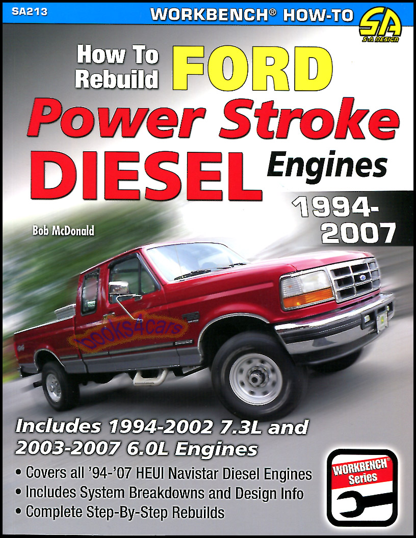 Ford E150 Shop Service Manuals At Navistar Diesel Engine Diagram