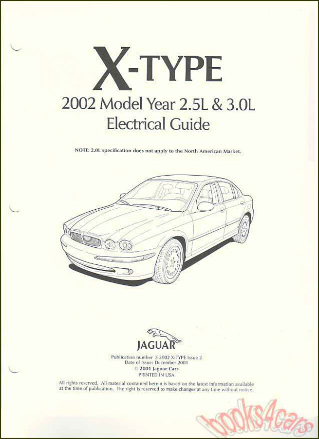 Jaguar x type manuals at books4cars cheapraybanclubmaster Choice Image