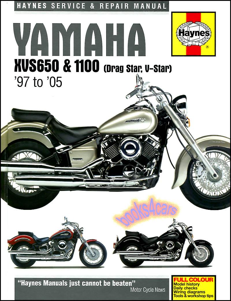 Yamaha 650 Dragstar Wiring Diagram