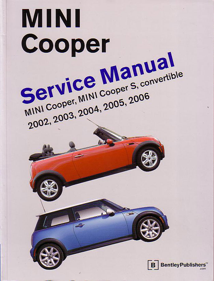 shop manual mini service repair cooper bentley book haynes. Black Bedroom Furniture Sets. Home Design Ideas