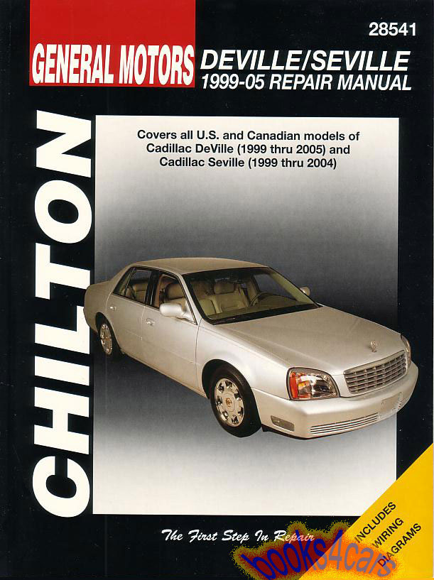 cadillac deville manuals at books4cars com rh books4cars com 1994 Cadillac Seville 1997 Cadillac Seville