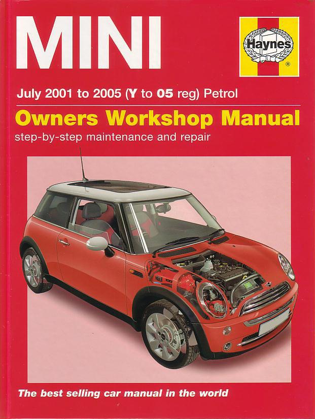 shop manual mini cooper service repair book haynes s chilton guide rh ebay com Chilton Repair Manuals PDF Car Repair Manual Online