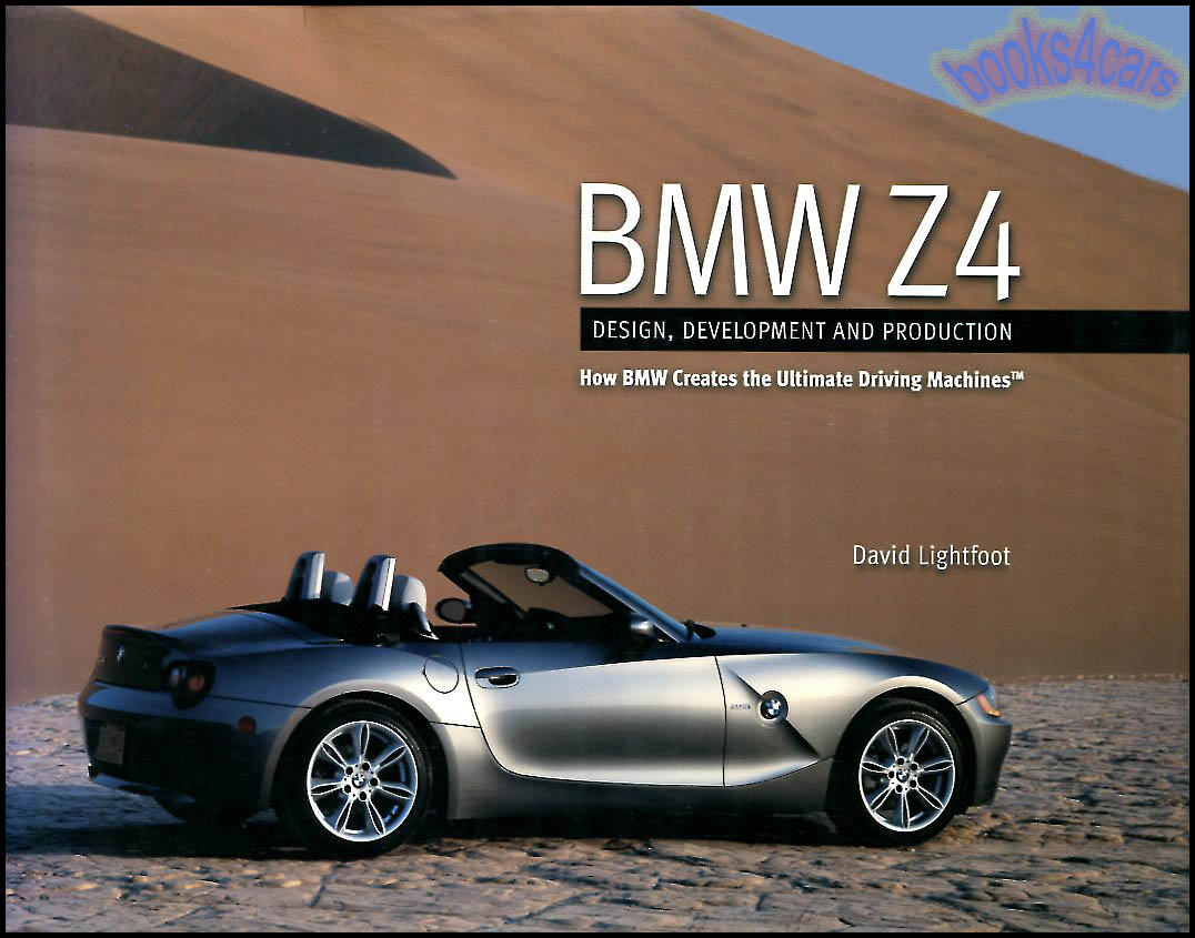 Bmw Z4 Manuals At Books4cars Com