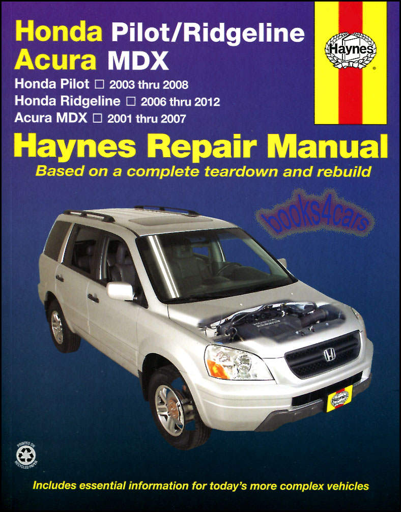 acura mdx manuals at books4cars com rh books4cars com 2001 Acura MDX Parts 2001 Acura MDX Parts