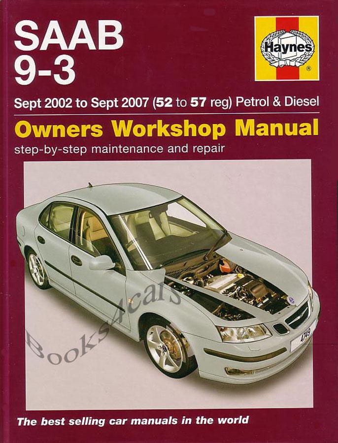 Скачать инструкции к автомобилям сааб