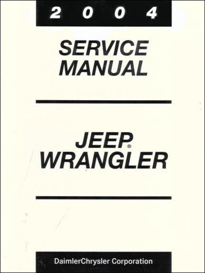 chilton manual jeep wrangler