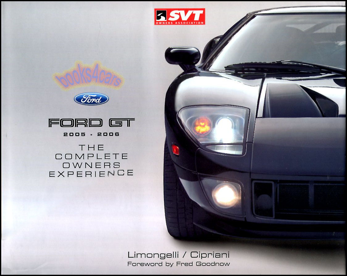 Ford GT Manuals at Books4Carscom