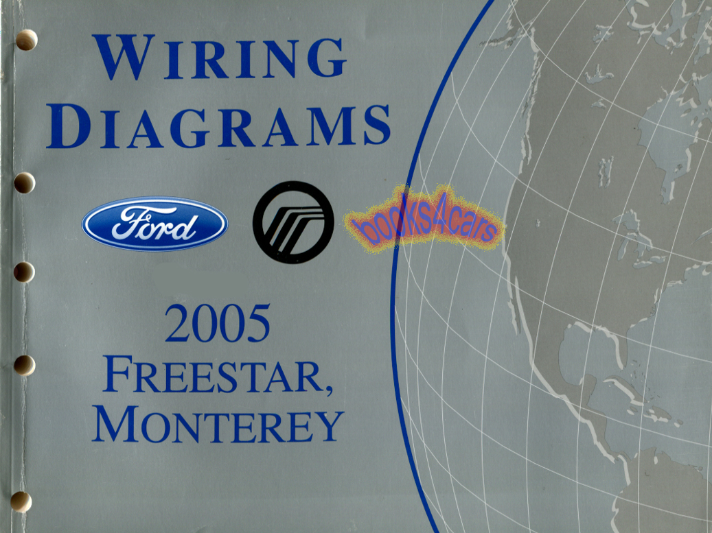 ford manuals at books4cars.com wiring diagram for 2005 mercury monterey wiring diagram for a mercury outboard