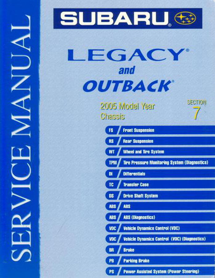 subaru books   manuals from books4cars com 2005 subaru legacy service manual 2005 subaru legacy owner's manual download