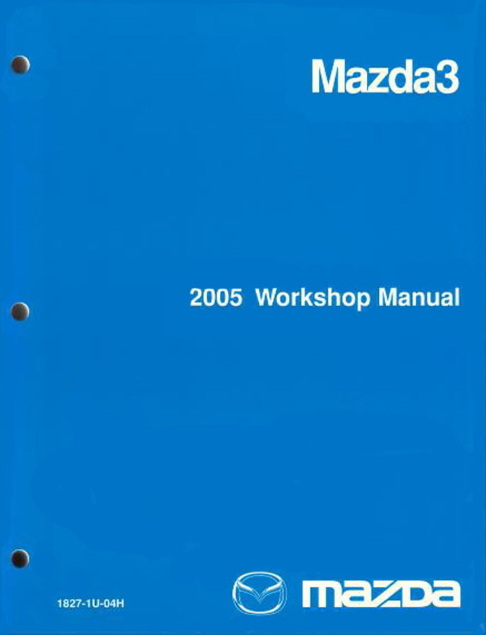 Mazda Books  U0026 Manuals From Books4cars Com