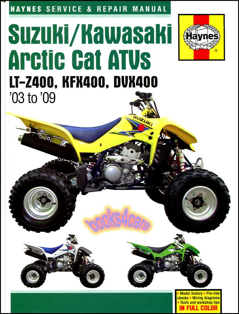 Arctic Cat Manuals At Books4cars Com border=