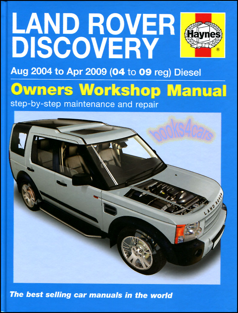 Land Rover Manuals At 1993 Range Wiring Diagram