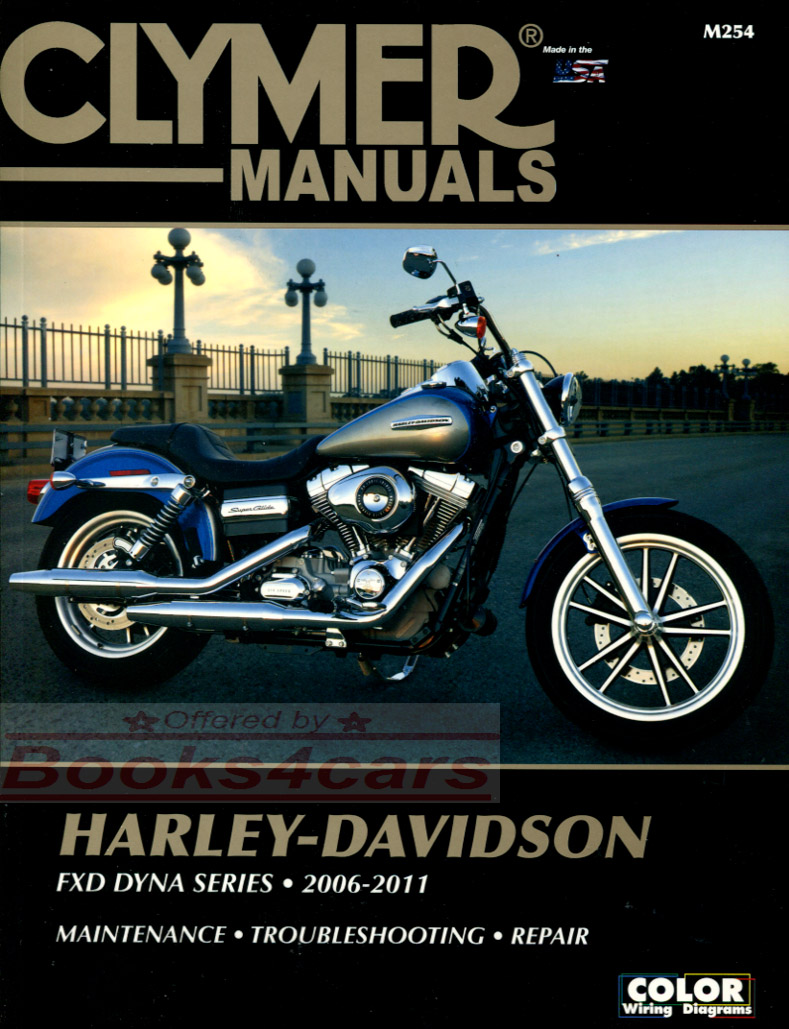 harley manuals at books4cars