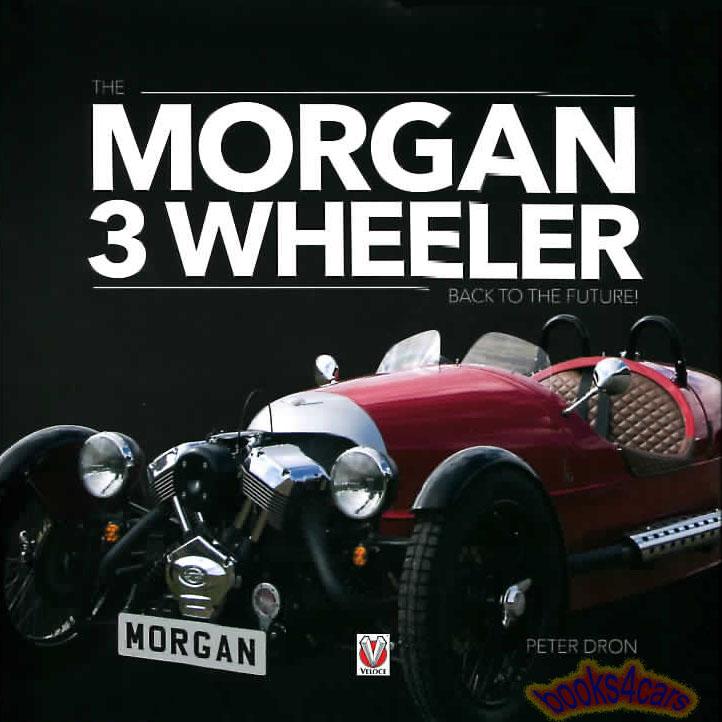 Morgan Manuals At Books4Cars.com