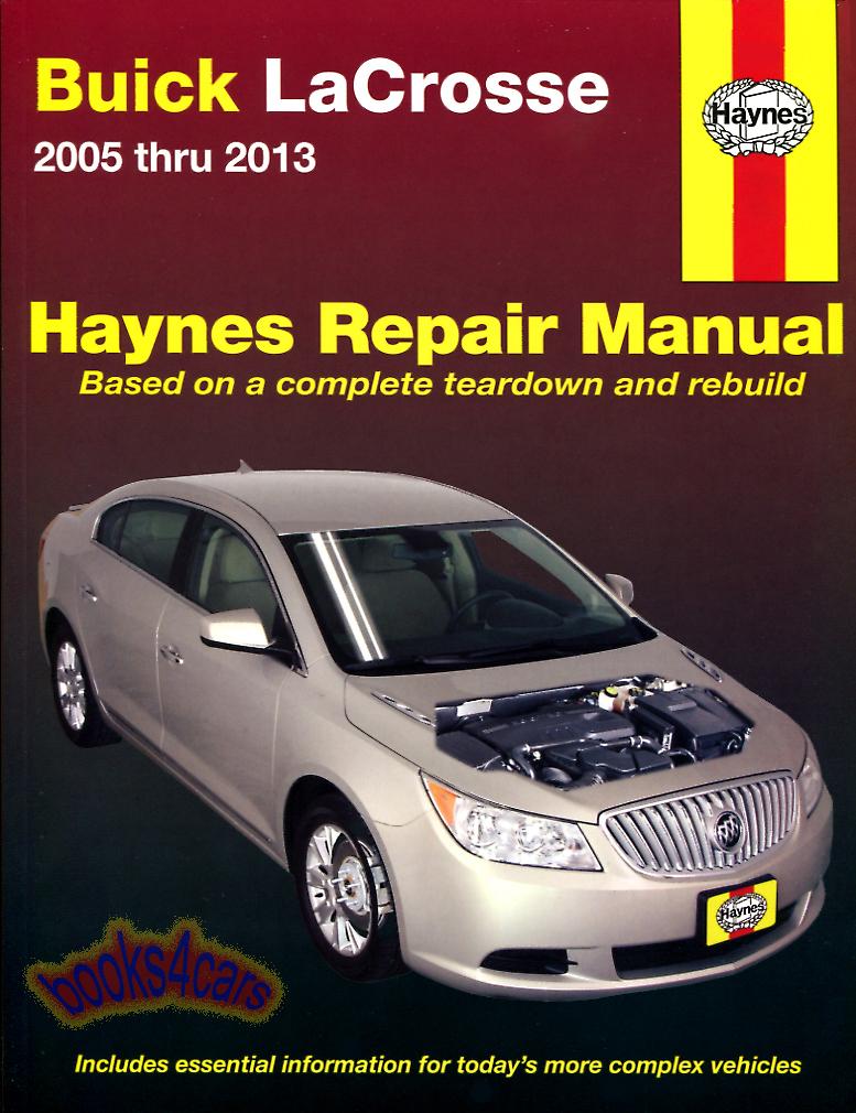 buick lacrosse manuals at books4cars com rh books4cars com 2011 buick regal service manual pdf 2011 buick regal maintenance manual