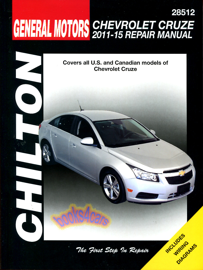 Chevrolet Cruze Repair Manual: General Information