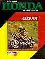 Honda Motorcycle Shop Service Manual